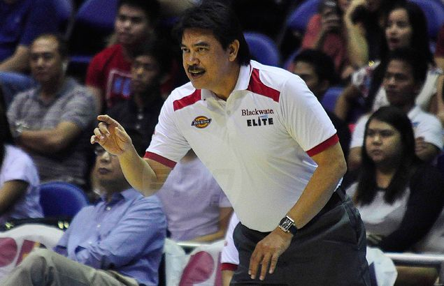 Blackwater coach Leo Isaac hopes frustrating losses help fast track Elite's growth as team