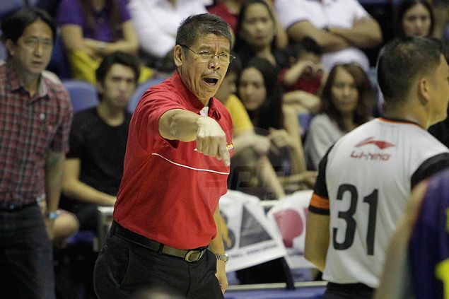 Coach Leo Austria reminds Beermen not to let their guards down against winless Energy