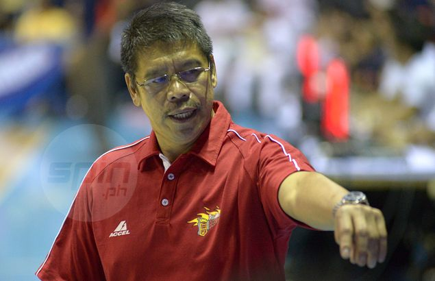 Leo Austria tells SMB players not to be contented with what they've achieved so far