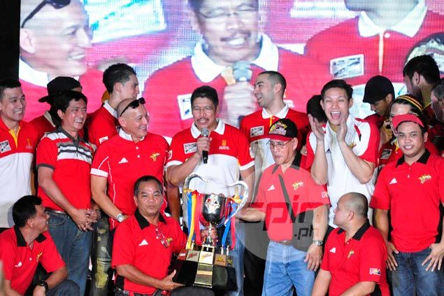 San Miguel champion coach Leo Austria 'amply rewarded' with fresh one-year deal