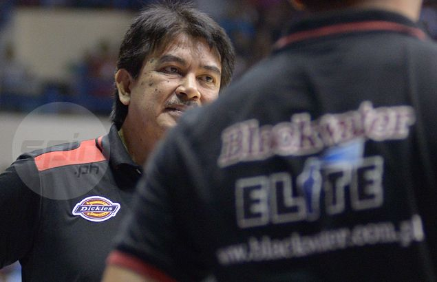Opening-day loss to KIA the beginning of the end for Blackwater, rues coach Leo Isaac