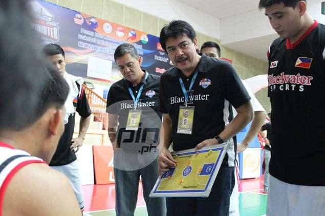 Leo Isaac draws from Ginebra experience as he prepares Blackwater for sellout game at PH Arena