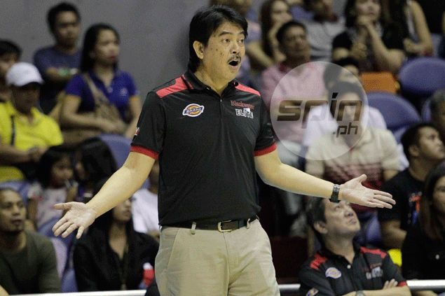 PBA says referee faces suspension for 'jump ball' blunder in Blackwater-Meralco match