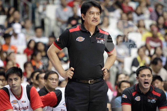 Chris Charles or Marcus Douthit? That's a good problem to have, says Blackwater coach