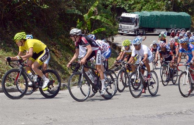 Daunting climb to Baguio to decide fate of Le Tour de Pilipinas hopefuls