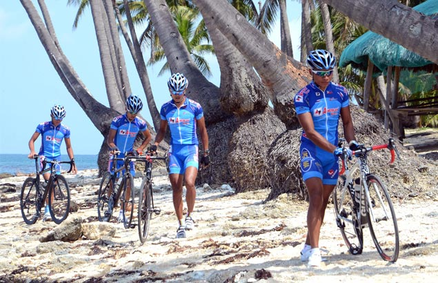 Arrival of crack Iran team turns Le Tour into race for second, says Dolosa