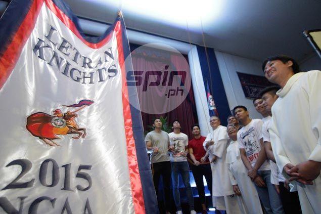 Aldin Ayo endorses Glen Capacio for Letran Knights head-coaching position