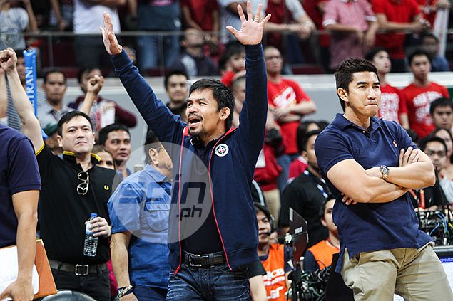 NCAA admits it has no rules covering Pacquiao's huge bonus for college players