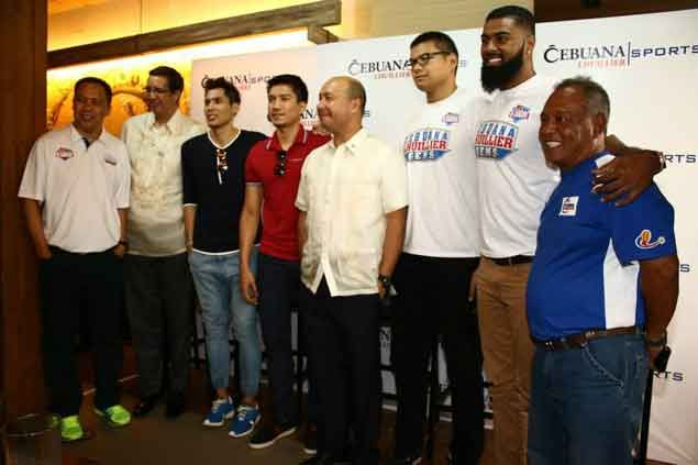 Jean Henri Lhuillier expects golden performances from players under Cebuana wings