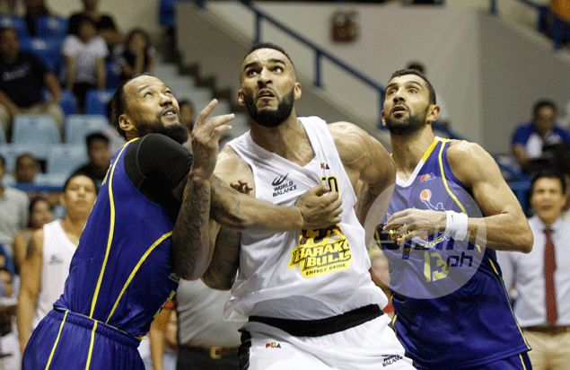 Barako Bull rides monster game from McMorrow to bring down injury-hit Talk 'N Text