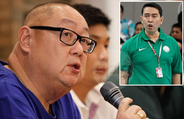 Ateneo manager expects veteran DLSU coach de Jesus to have more 'tricks up his sleeve'
