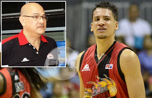 Can Ginebra succeed in getting Marcio Lassiter from San Miguel? No deal, says source