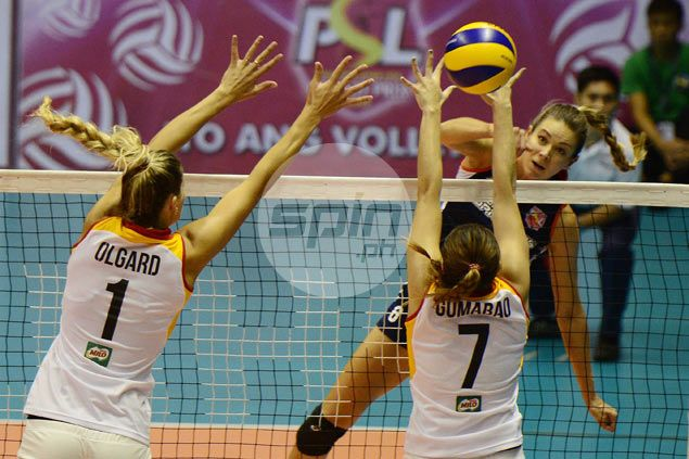 Foton import Lindsay Stalzer shrugs off Dadang taunting, gets another shot at PSL title