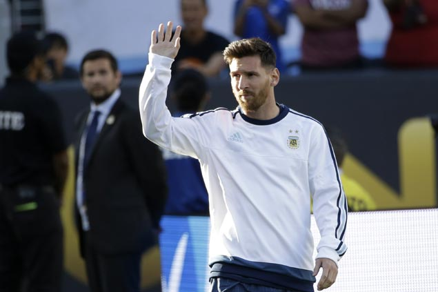 Argentina star Lionel Messi to suit up for crucial match against Panama in Copa America