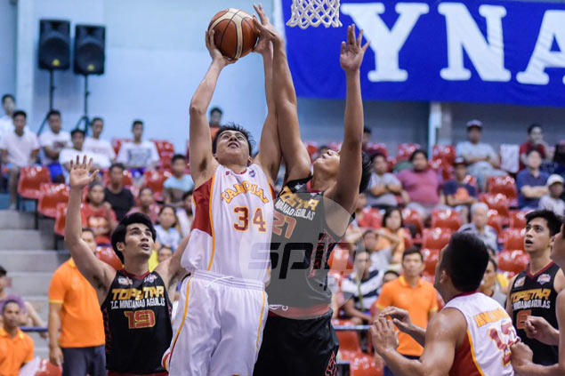 Rhum Masters survive scare from winless Mindanao Aguilas for second straight win