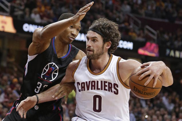 Cavaliers nearly squander big lead but hang tough to beat resilient Clippers