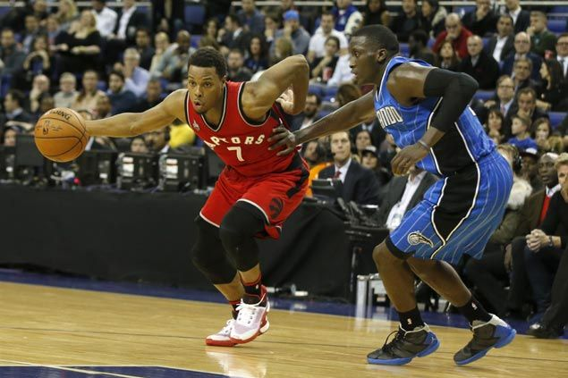 Lowry, Toronto hold steady in clutch as Raptors escape with OT win over Magic in London