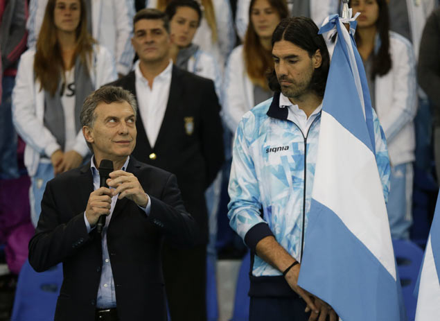 Luis Scola gets honor as Argentina flag-bearer as he heads to fourth Olympics of career