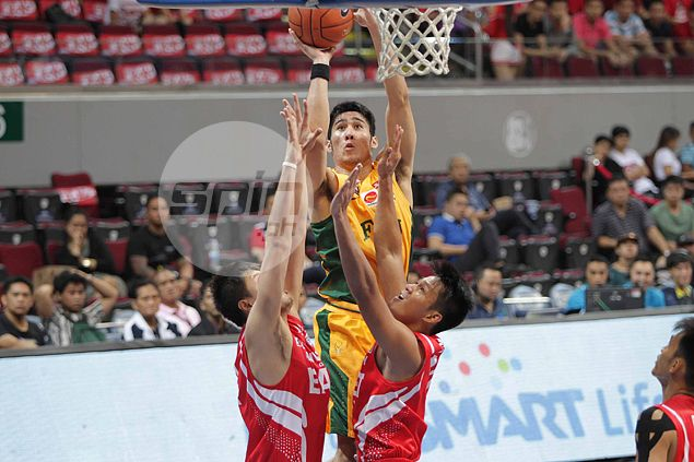 FEU Tamaraws avoid upset ax, turn back gutsy UE Warriors to regain UAAP lead