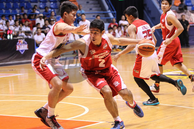 Mac Belo puts self in PBA D-League record books with 41 points in Phoenix loss