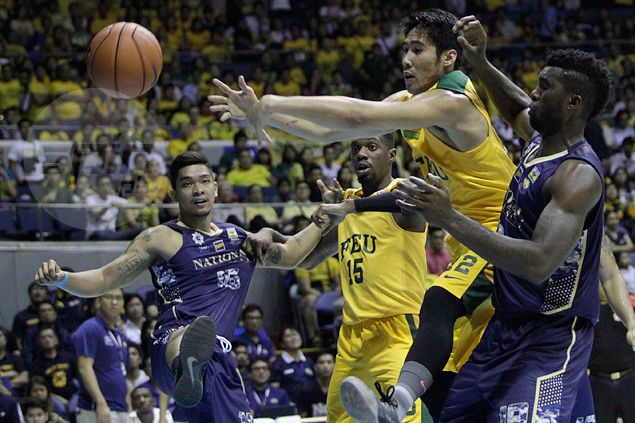 Tamaraws' failure to keep emotions in check factored in Game Two loss to NU, admits Mac Belo