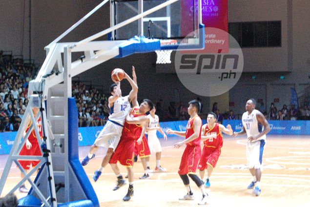 Philippine basketball team takes win No. 2 as Gilas cadets much too good for Malaysia