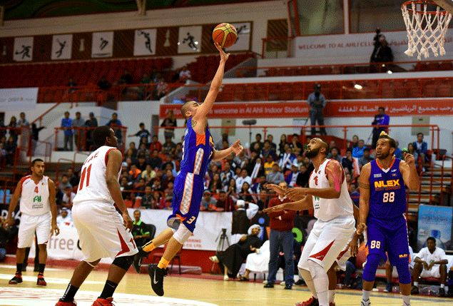 NLEX Road Warriors get back on track with convincing win over UAE in Dubai