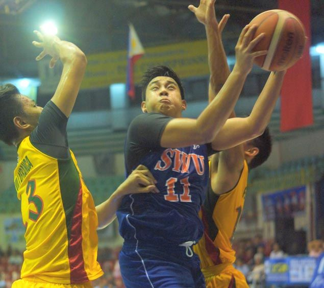 Mark Tallo responds to tongue-lashing from coach to lead game-winning run for SWU Cobras