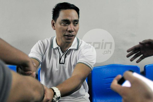 Benilde coach Carino pays tribute to Acaylar after winning mentor-student battle
