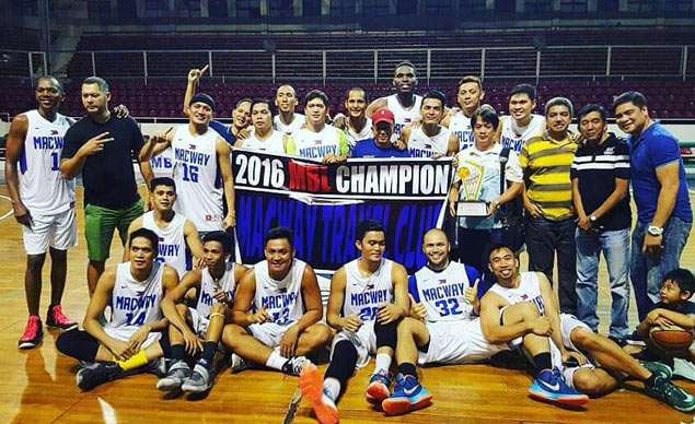 Macway defeats PCU Dolphins to clinch MBL Open basketball title