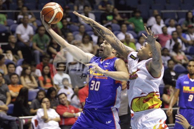 Mike Madanly left frustrated as NLEX couldn't complete huge comeback against Rain or Shine