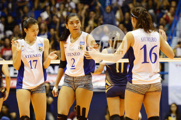 Maddie Madayag, Gizelle Tan earn praise from Ateneo leader Valdez after impressive debuts