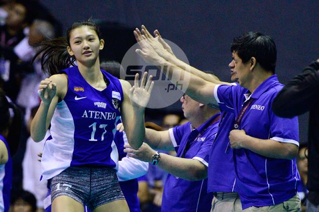 Amy Ahomiro, Ara Galang encourage Maddie Madayag to stay strong in recovery from ACL injury
