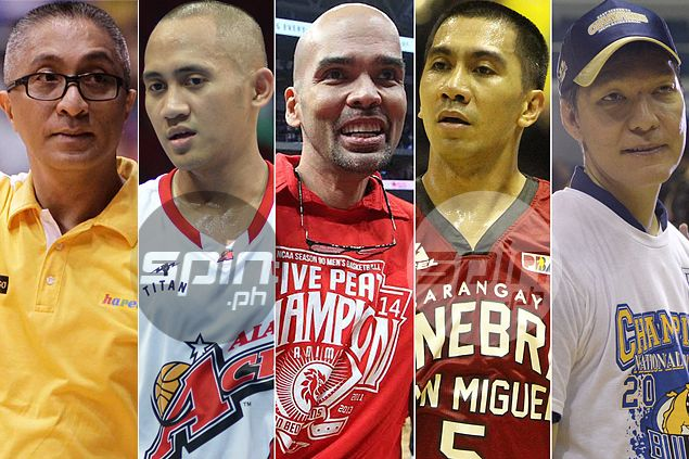 Famous San Beda Red Cubs who never stayed in Lions' den. Can you name more?