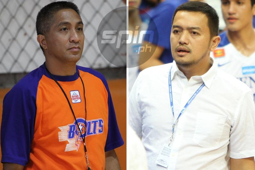 Former UP star Ronnie Magsanoc says Maroons 'in good hands' under Bo Perasol