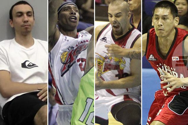 San Miguel Beer to get Espinas and Yancy de Ocampo, gives up Maierhofer and Kramer in complex four-team trade