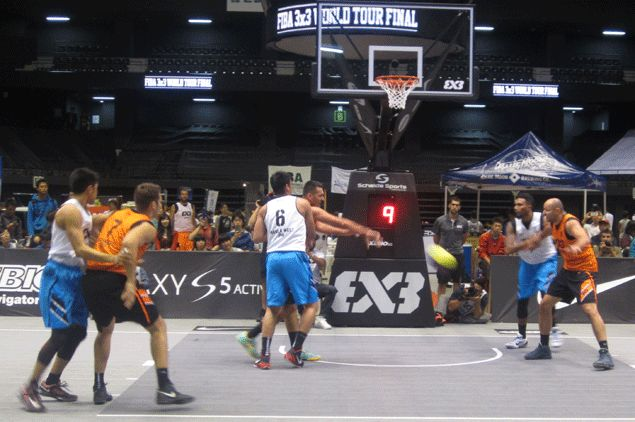 Terrence Romeo and Co. make Fiba 3x3 quarters after win over Sao Paolo, OT loss to Bucharest