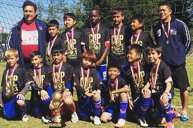 Makati Football Club rules Cup No. 1 International tilt by besting tough field in Denmark