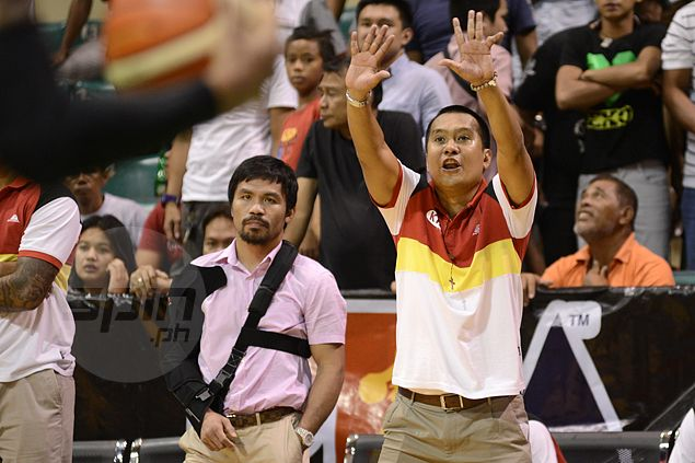 Letran finds new, generous supporter for basketball program. Find out who he is