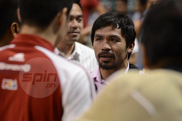 Pacquiao responds to Mayweather rant, says 'ex-convict' needs understanding