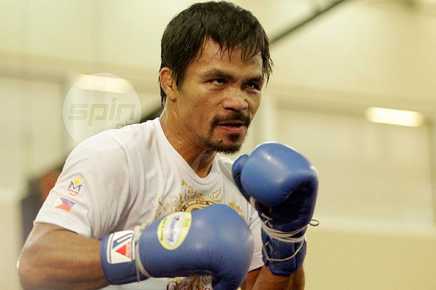 Manny Pacquiao willing to bend backwards just to make Floyd Mayweather fight happen, says Singson