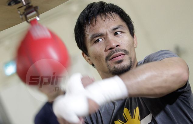 Manny Pacquiao starts daily road work amid uncertainties of Mayweather fight