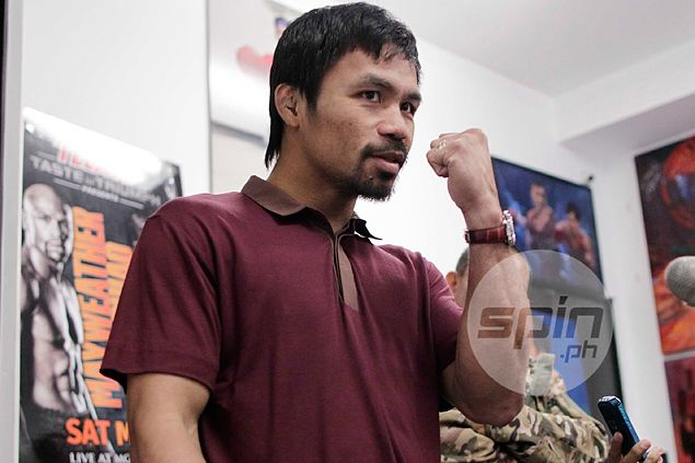 Hillary Clinton seeking Manny Pacquiao's support ahead of US presidential elections