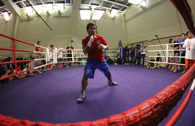 Bobby Pacquiao says brother so used to multi-tasking, allays fears ahead of Algieri fight