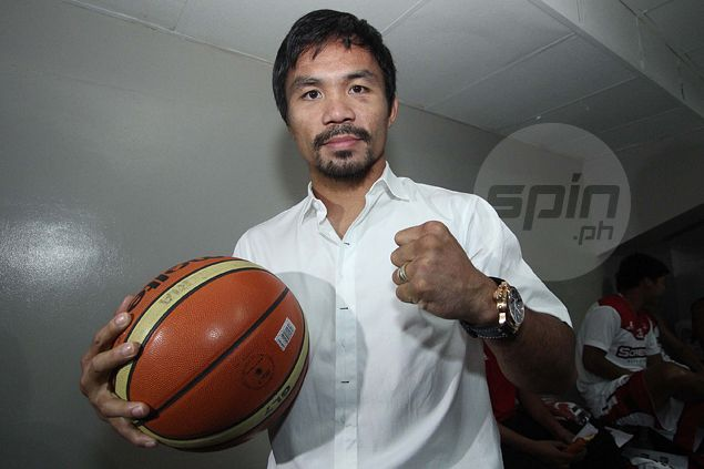 Manny Pacquiao opts to drop rematch clause in Mayweather fight. Find out why