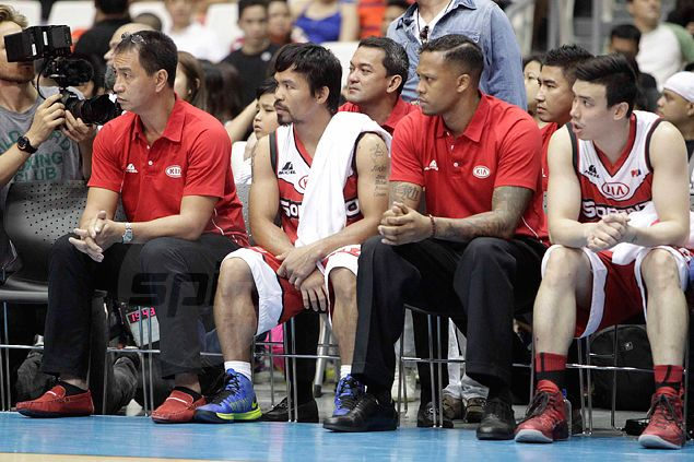 Pacquiao's MP Hotel Warriors looking to mirror KIA's winning debut in PBA D-League