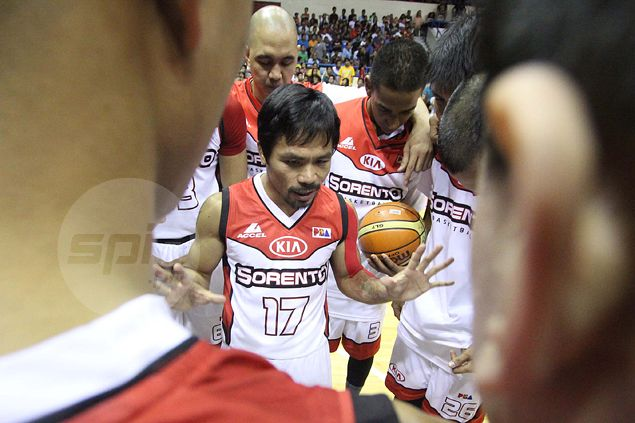 Purefoods wakes up in the nick of time to survive scare from Pacquiao's inspired KIA side