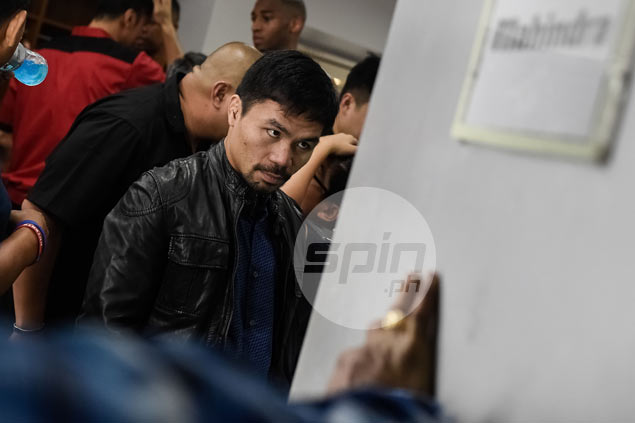 Manny Pacquiao on decision to unretire:'Nami-miss ko talaga boxing'