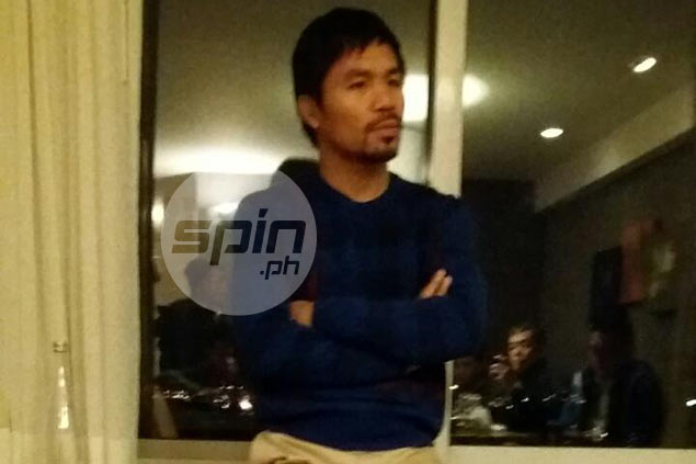 Manny Pacquiao gets clean bill of health for Bradley fight, shoulder now 'as good as new'