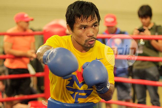 Manny Pacquiao vows 'no mercy' as he looks to give what fight fans long to see